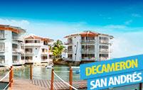 Hotel Decameron Aquarium en San Andrés